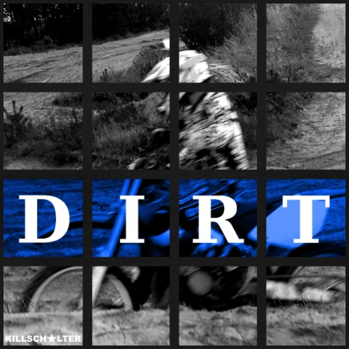 Dirt BL 19 - Koszulka męska Premium