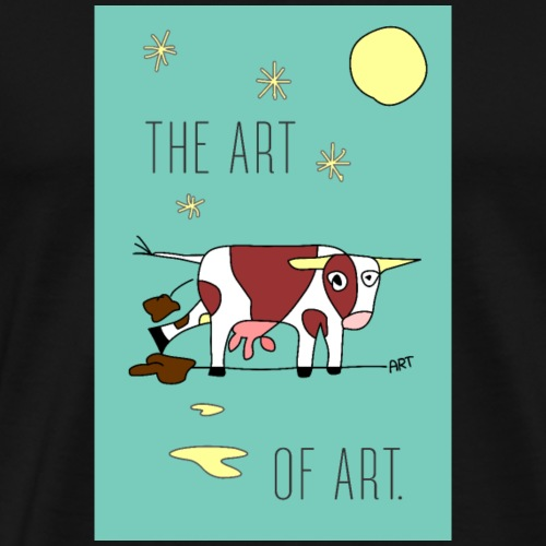 the ART of ART - Männer Premium T-Shirt