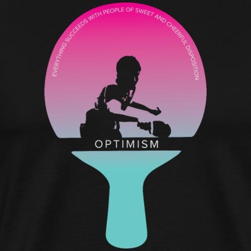 Rechtsdisposition Shirt Ping Pong Champion - Männer Premium T-Shirt