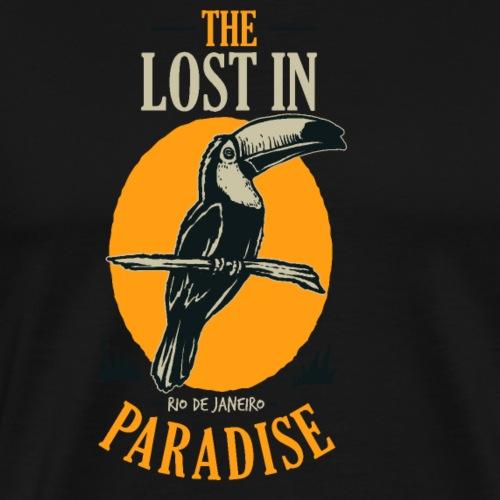 Lost in Paradise - Männer Premium T-Shirt