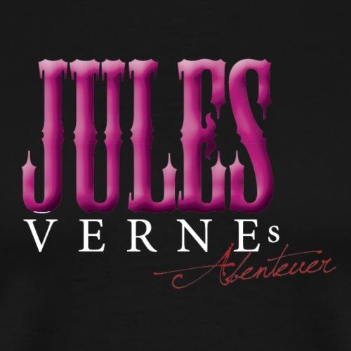 Jules pink weiss - Männer Premium T-Shirt