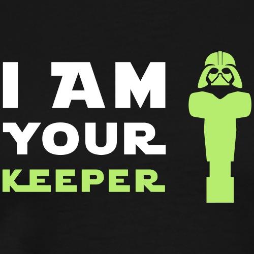 I am your Keeper - Männer Premium T-Shirt