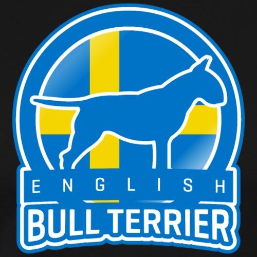 Bull Terrier Sweden - Männer Premium T-Shirt