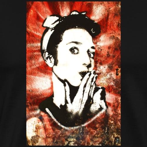 PocHGirRL - Männer Premium T-Shirt