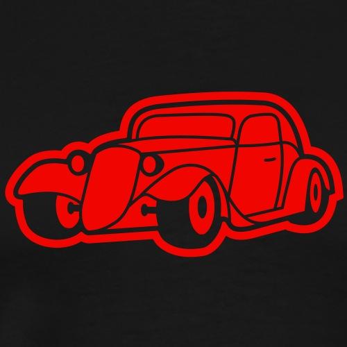 1 colors - Hot Rod Oldtimer Custom Cars Automobil - Männer Premium T-Shirt