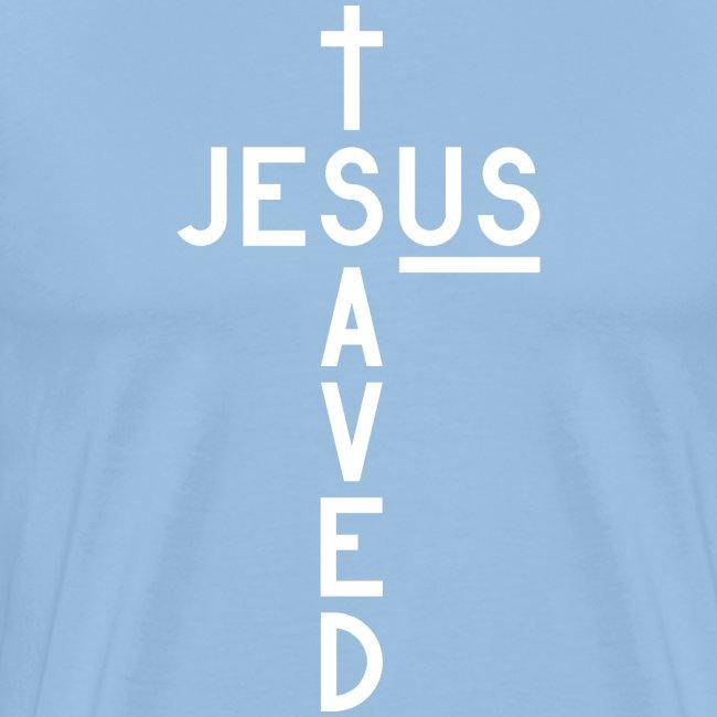 Jesus Saved Us
