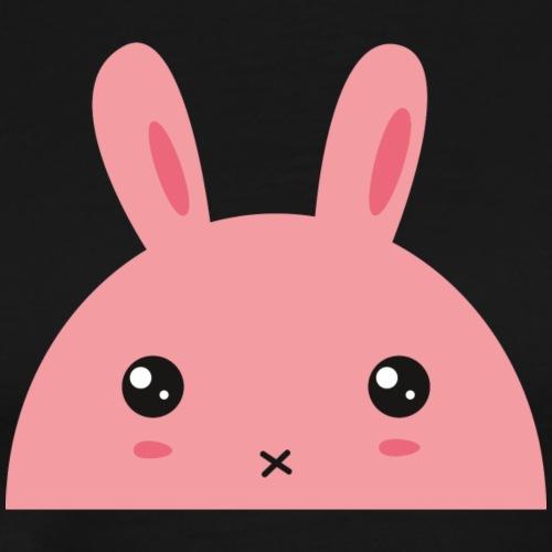 Rabbit - Cute Rabbit - Männer Premium T-Shirt