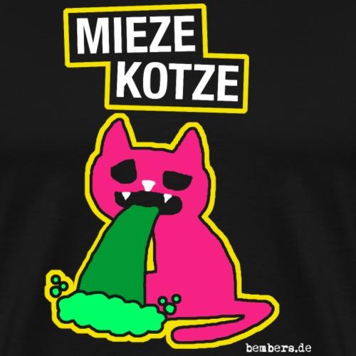 MIEZE KOTZE - Männer Premium T-Shirt