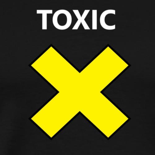 TOXIC - T-shirt Premium Homme