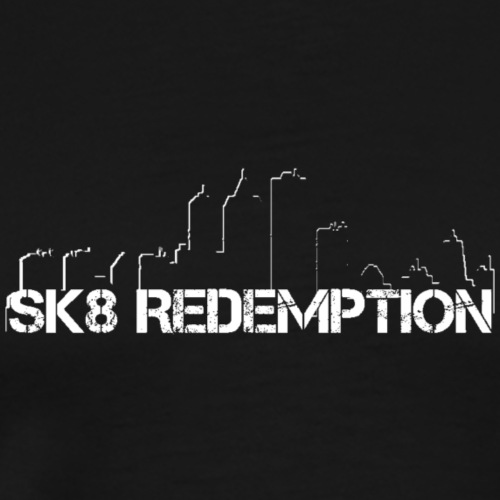 sk8 redemption town 1 - T-shirt Premium Homme