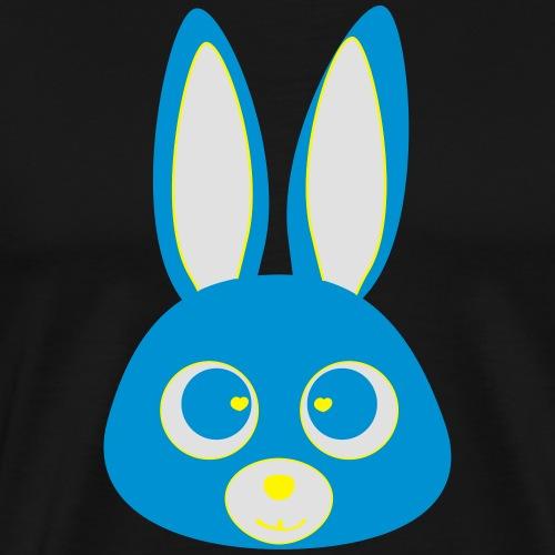 Rabbit - Männer Premium T-Shirt