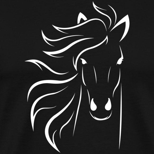 pferd silhouette