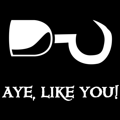 ~ Aye, like you! ~ - Männer Premium T-Shirt