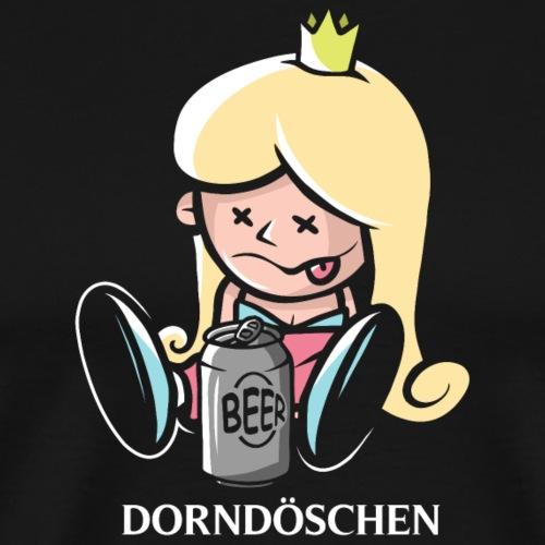 Dorndöschen - Männer Premium T-Shirt