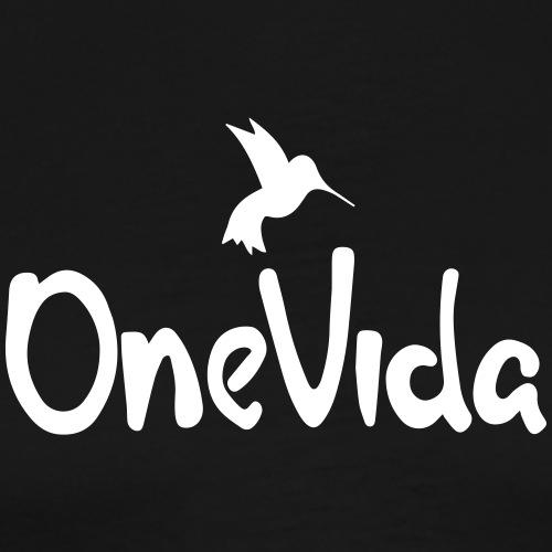 onevida - Mannen Premium T-shirt
