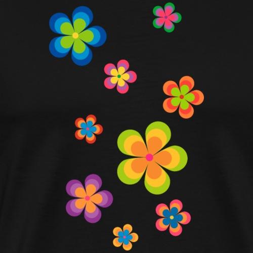 limited edition 03 flowerpower - Männer Premium T-Shirt