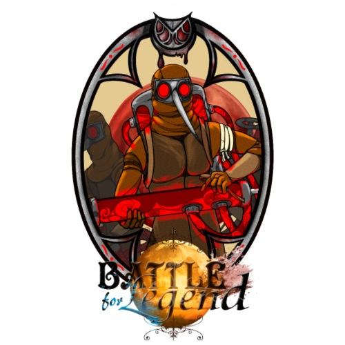 Battle for Legend : Les Moustiques - T-shirt Premium Homme