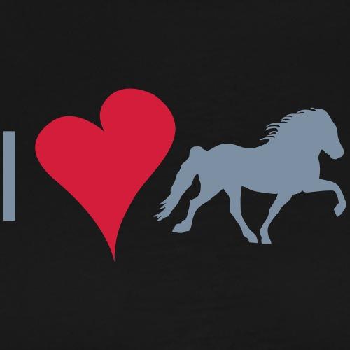 I love Isländer