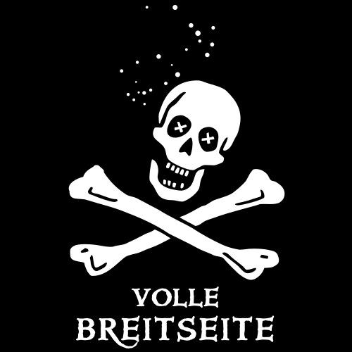 ~ Volle Breitseite ~ - Männer Premium T-Shirt