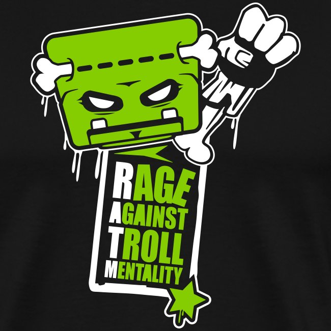 Rage against Trolls