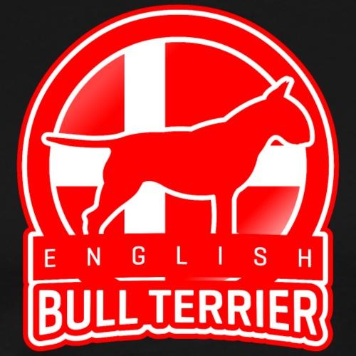 Bull Terrier Denmark - Männer Premium T-Shirt