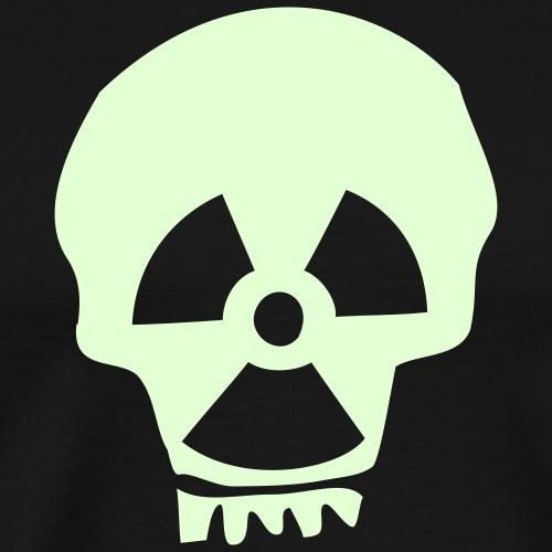 totenkopf nuklear - Männer Premium T-Shirt