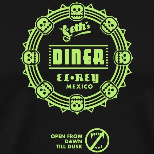 Seth's Diner - Männer Premium T-Shirt