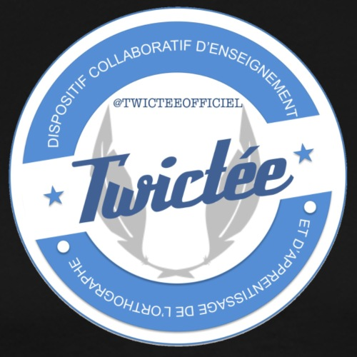logo twictee - T-shirt Premium Homme