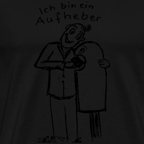 Die Aufheber - Männer Premium T-Shirt