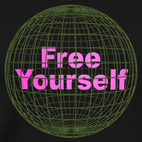 Free Yourself - T-shirt Premium Homme