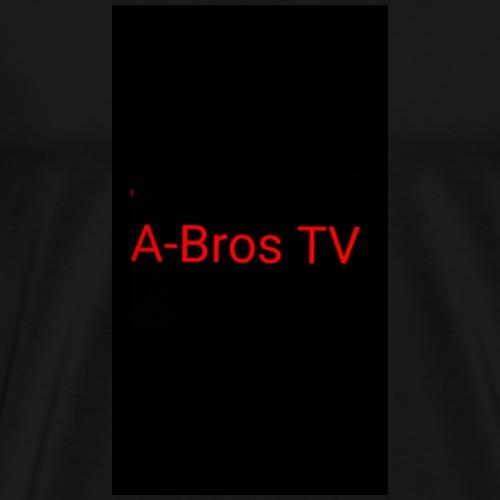 A-Bros TV - Männer Premium T-Shirt