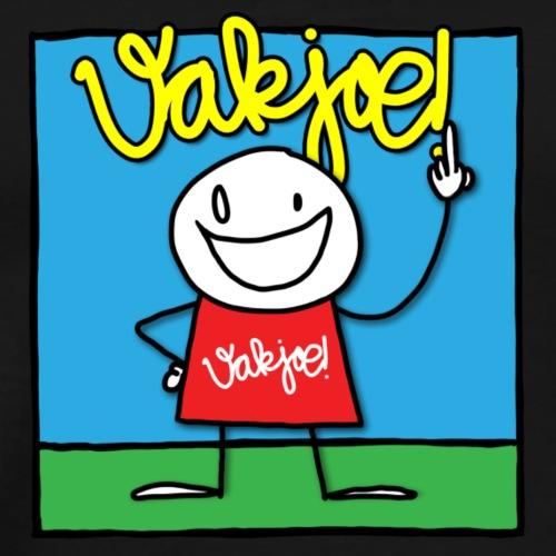 Stichting Vakjoe logo - Mannen Premium T-shirt