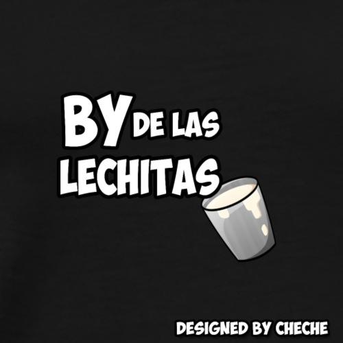By de las lechitas | Camiseta oficial de Cheche - Camiseta premium hombre