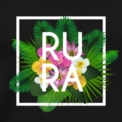 Rura Tropical - T-shirt Premium Homme