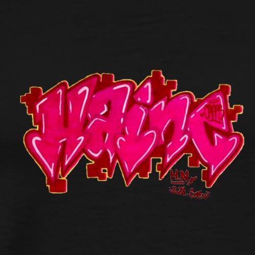 HAINE HN by VWA CREW - T-shirt Premium Homme