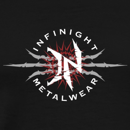IN Metalwear für dunkle Kleidung - Männer Premium T-Shirt