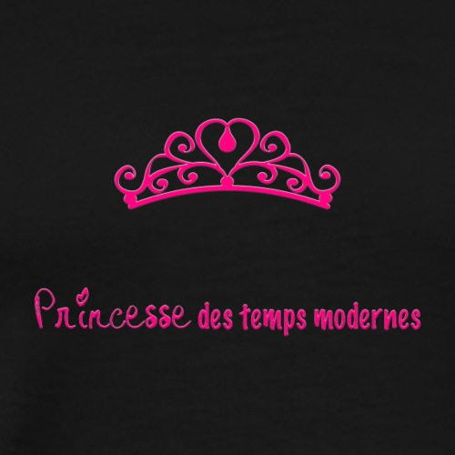 Princesse des temps modernes - T-shirt Premium Homme
