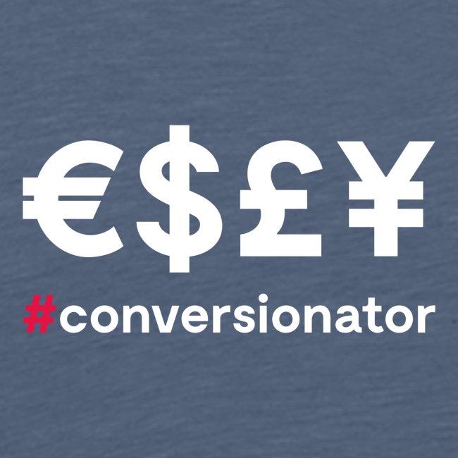 €$£¥ Conversioator