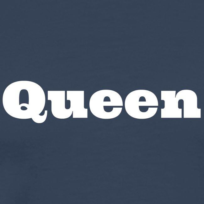 Snapback queen zwart/grijs