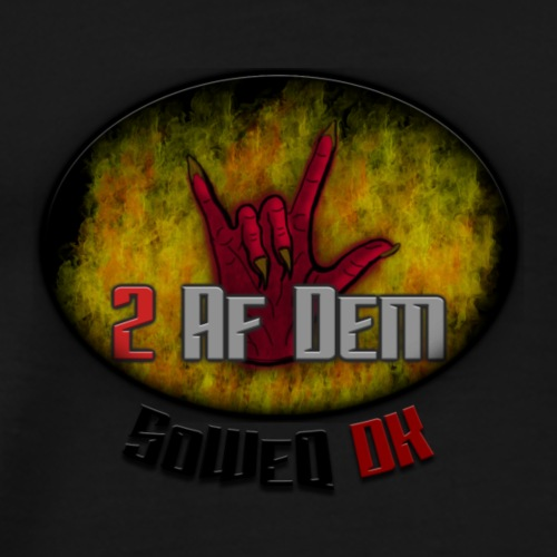 #2AfDem Collection ! - Herre premium T-shirt