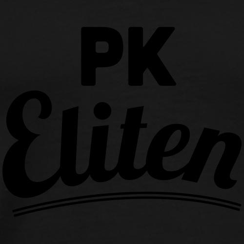 PK Eliten Dam - Premium-T-shirt herr