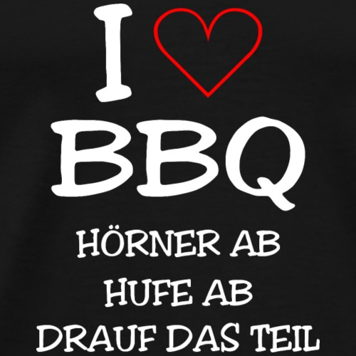BBQ: I LOVE BARBECUE