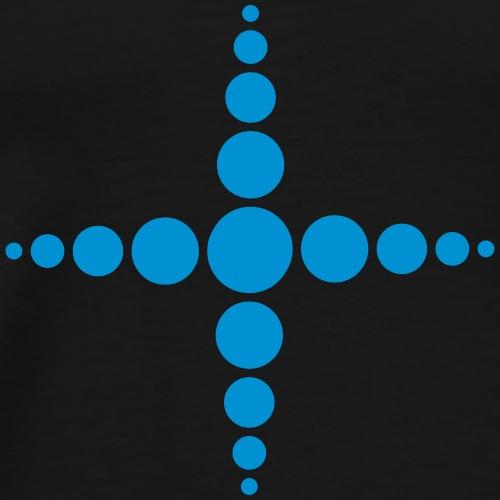 Clock - Maglietta Premium da uomo