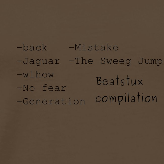 Beatstux compilation