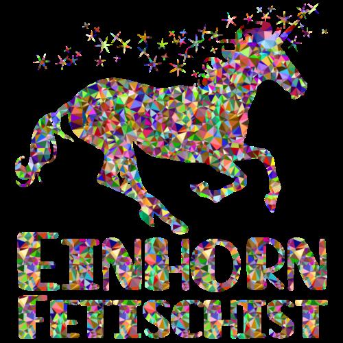 Einhorn Fetischist - Männer Premium T-Shirt