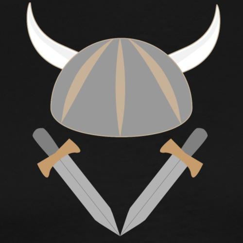 Viikinki - Miesten premium t-paita