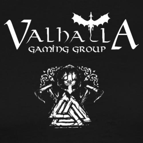 valhalla viking - Herre premium T-shirt