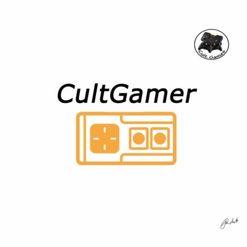 CultGamer MasterSystem - Männer Premium T-Shirt