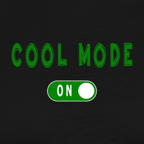 Cool Mode - Miesten premium t-paita