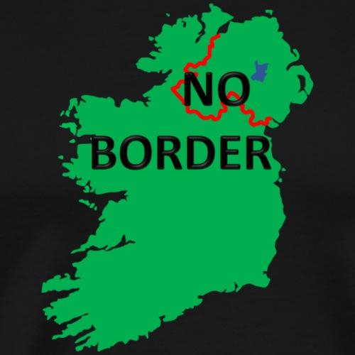 NO BORDER - Men's Premium T-Shirt